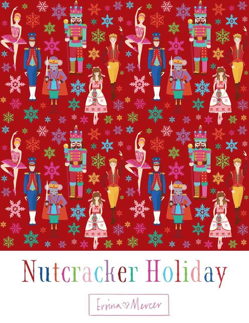 Nutcracker-Pattern