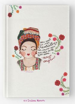 MayaAngelouNotebook