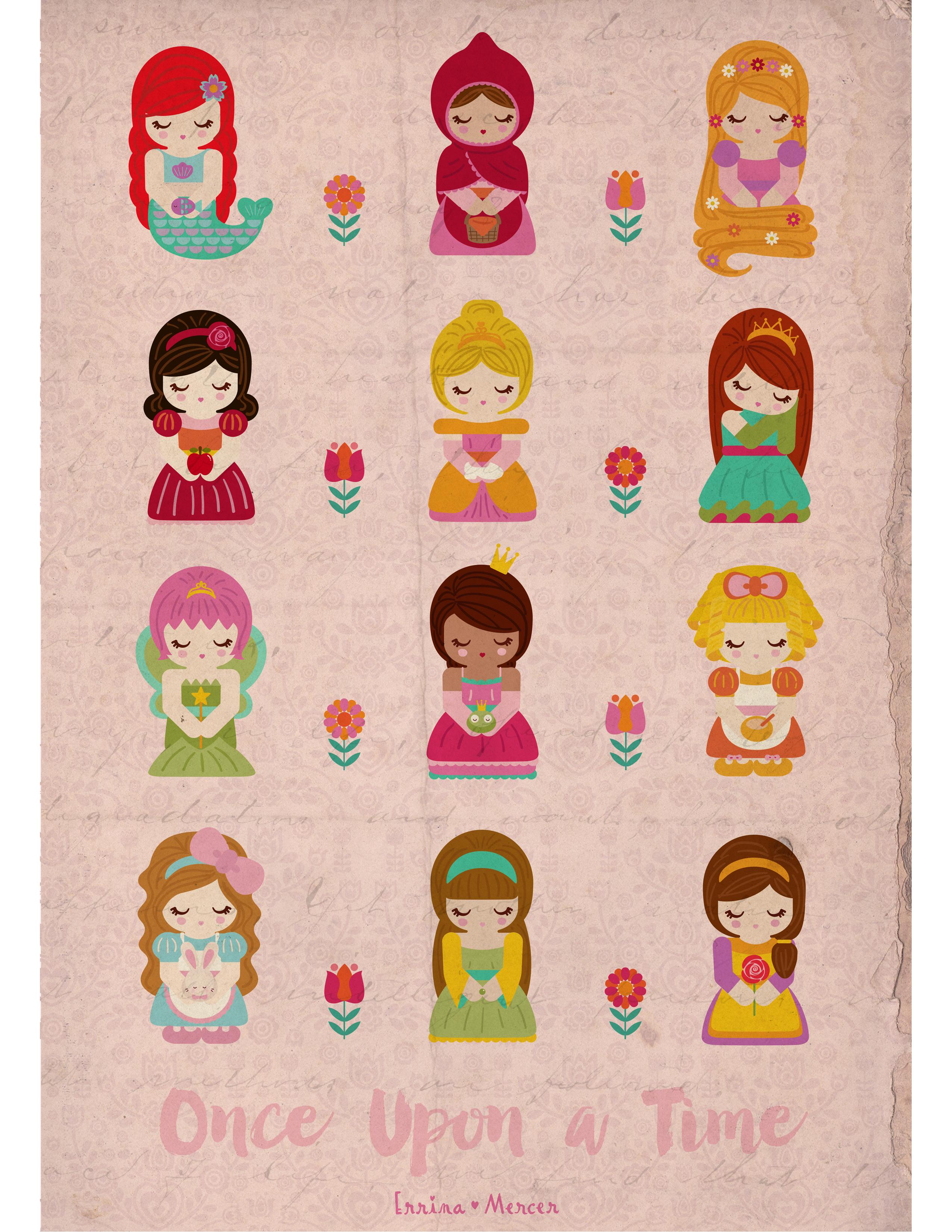 Dolls Fairy Tale2v2