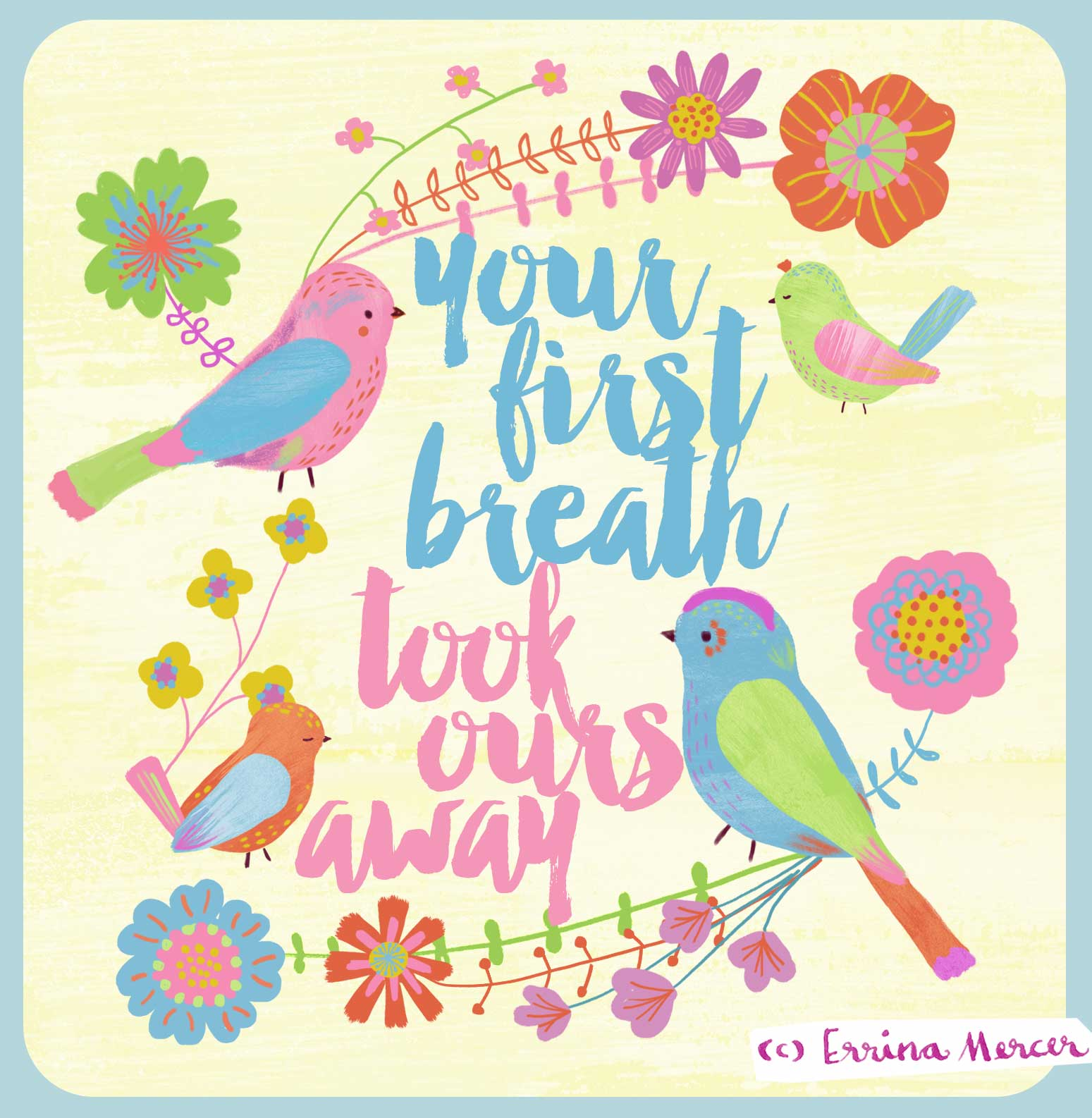 Your-first-breath
