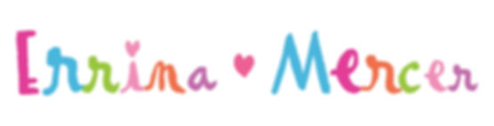 The Logo of Errina mercer Illustration