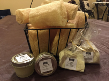 Soap Sacks & Luffa