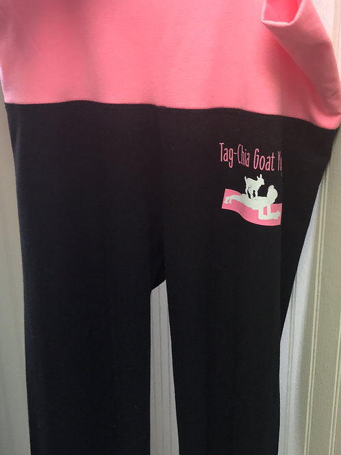 Tag-Chia goat yoga pants