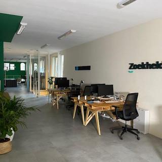 werkruimte kantoor amsterdam