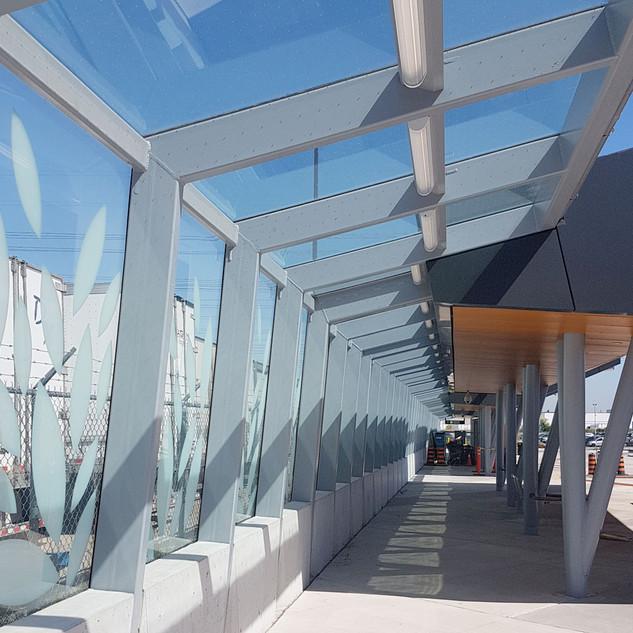 Toronto-York Spadina Subway Extension - Steeles West Station