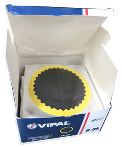 producto parche indumark vipal