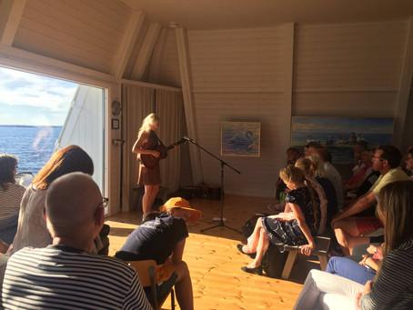 Ålands kanske häftigaste konsertlokal...