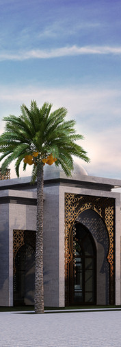 مجمع الثمامة السكني -الرياض