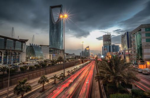 مجمع القصور الملكية - الرياض
