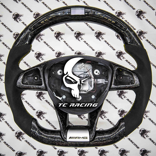 Mercedes Benz AMG Steering Wheel
