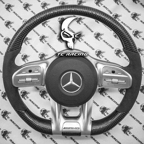 Mercedes Benz 2019+ AMG Steering Wheel with Airbag