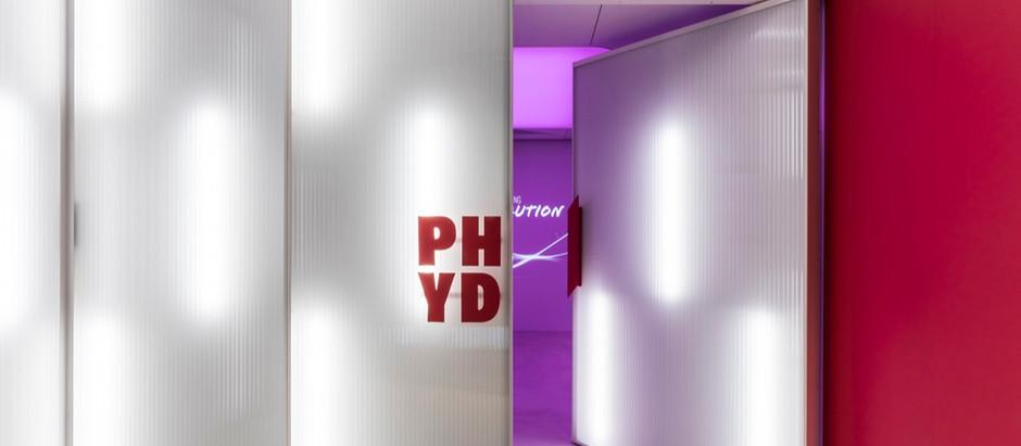 Phyd entra nella terza dimensione