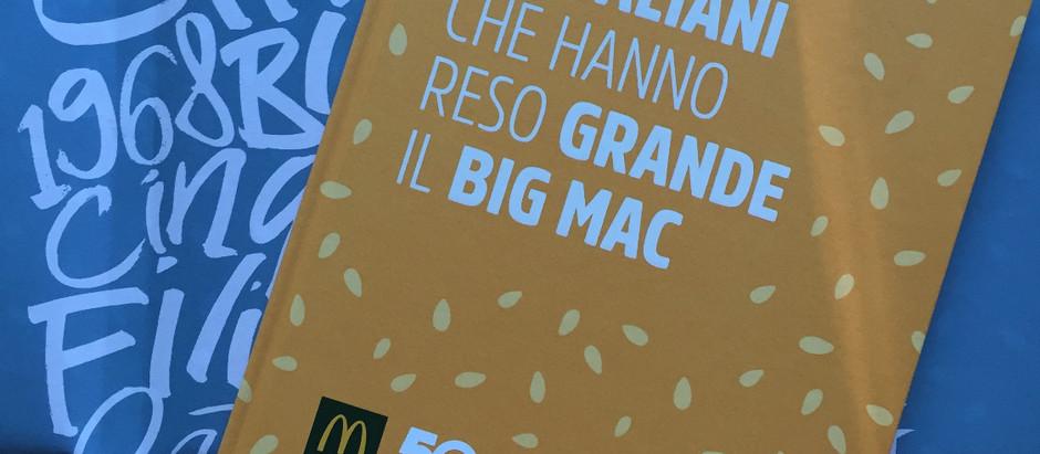 Big Mac diventa grande