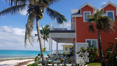 Bird Of Paradise Beach Front Cottage