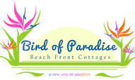 Bird Of Paradise Beach Front Cottages | Eleuthera Bahamas | Erin Lee Designs