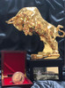 We have won the prestigious Golden Bull Award!