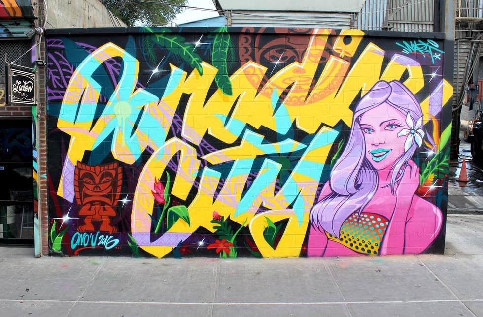 mast graffiti