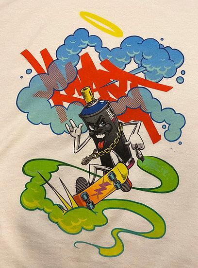 Skate Sprays T-Shirt