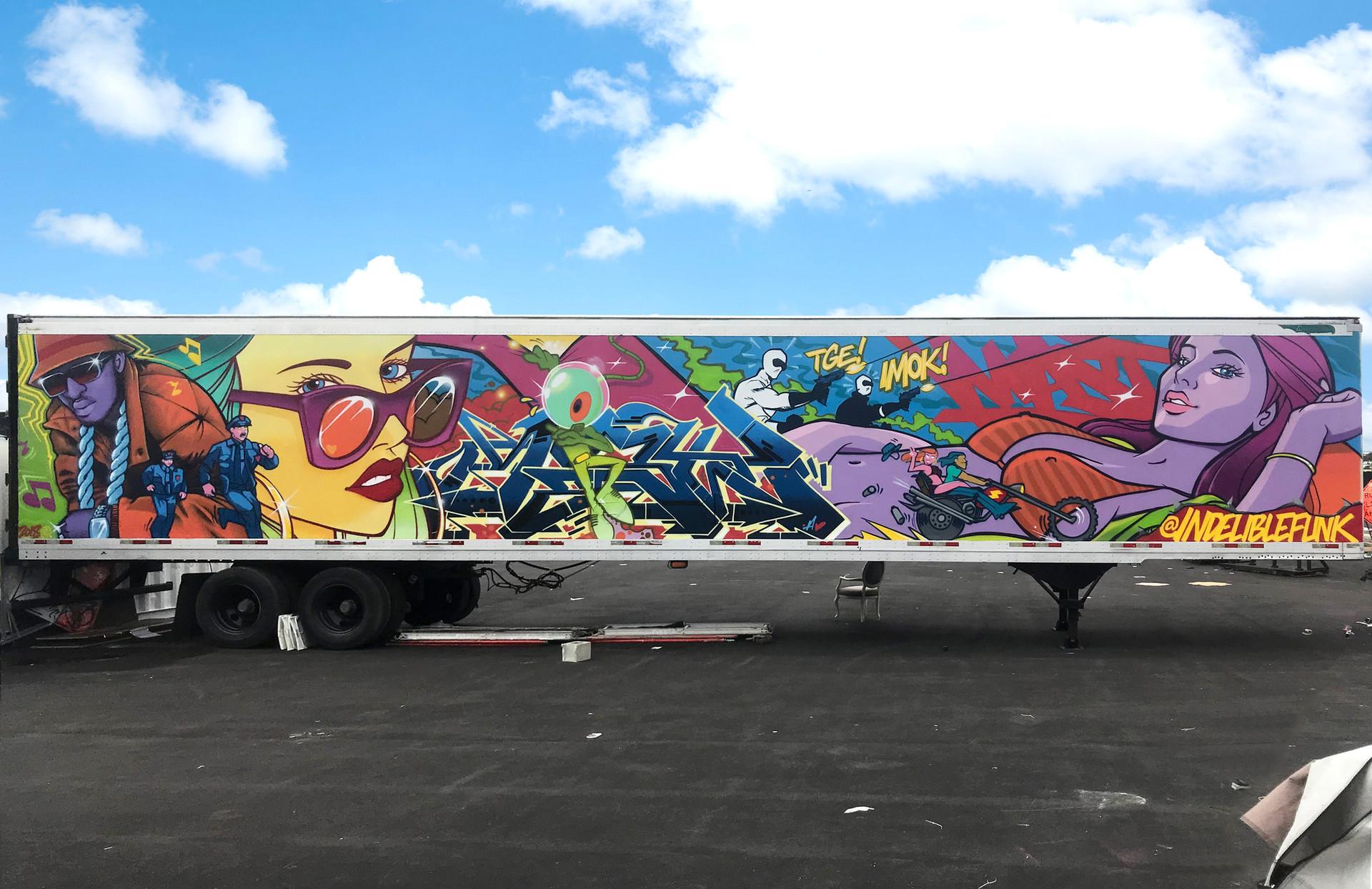 mast mural