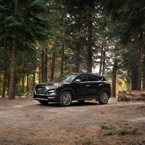 Hyundai Tucson | Big Bear
