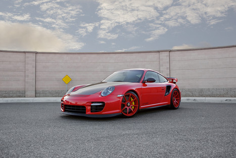 GMG 997 GT2RS