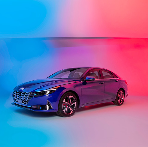 Hyundai Elantra   Uninterrupted