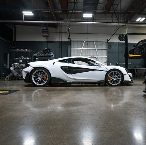 Mclaren 600LT BBI Autosport
