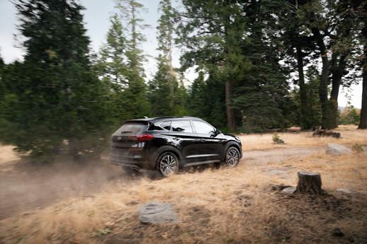 2020 Hyundai Tucson Big Bear