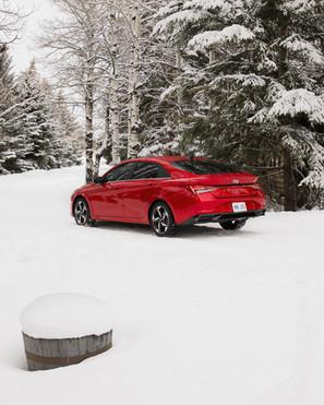 2021 Hyundai Elantra Wyoming 2020
