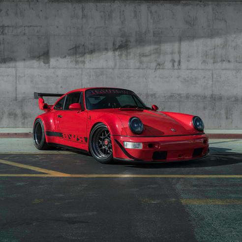iForged Porsche RWB