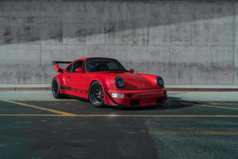 iForged Porsche RWB 964