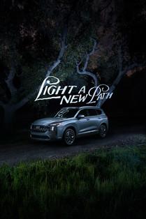 2021 Hyundai Santa Fe Caligraphy Pixelstick