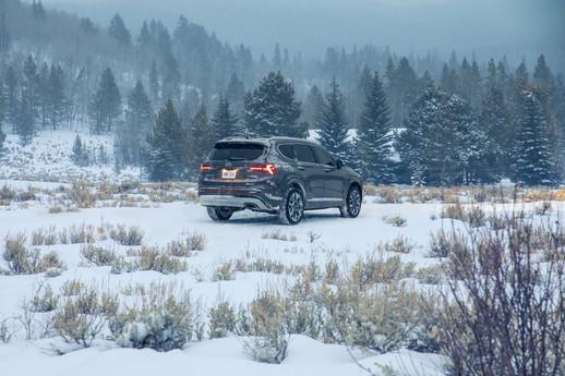 2021 Hyundai Santa Fe Wyoming