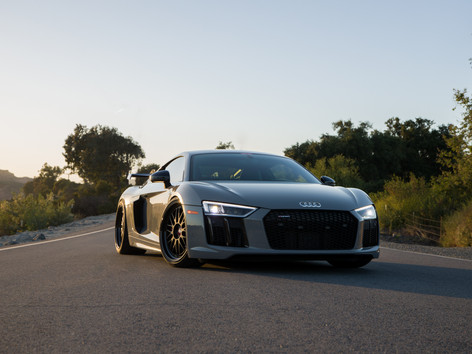 Audi R8 V10 RWS Twin Turbo
