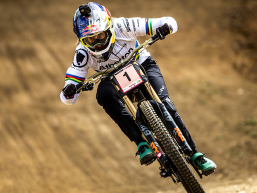 Atherton Bikes bag two podiums on their first World Cup Outing  Maribor Round 1 2019
