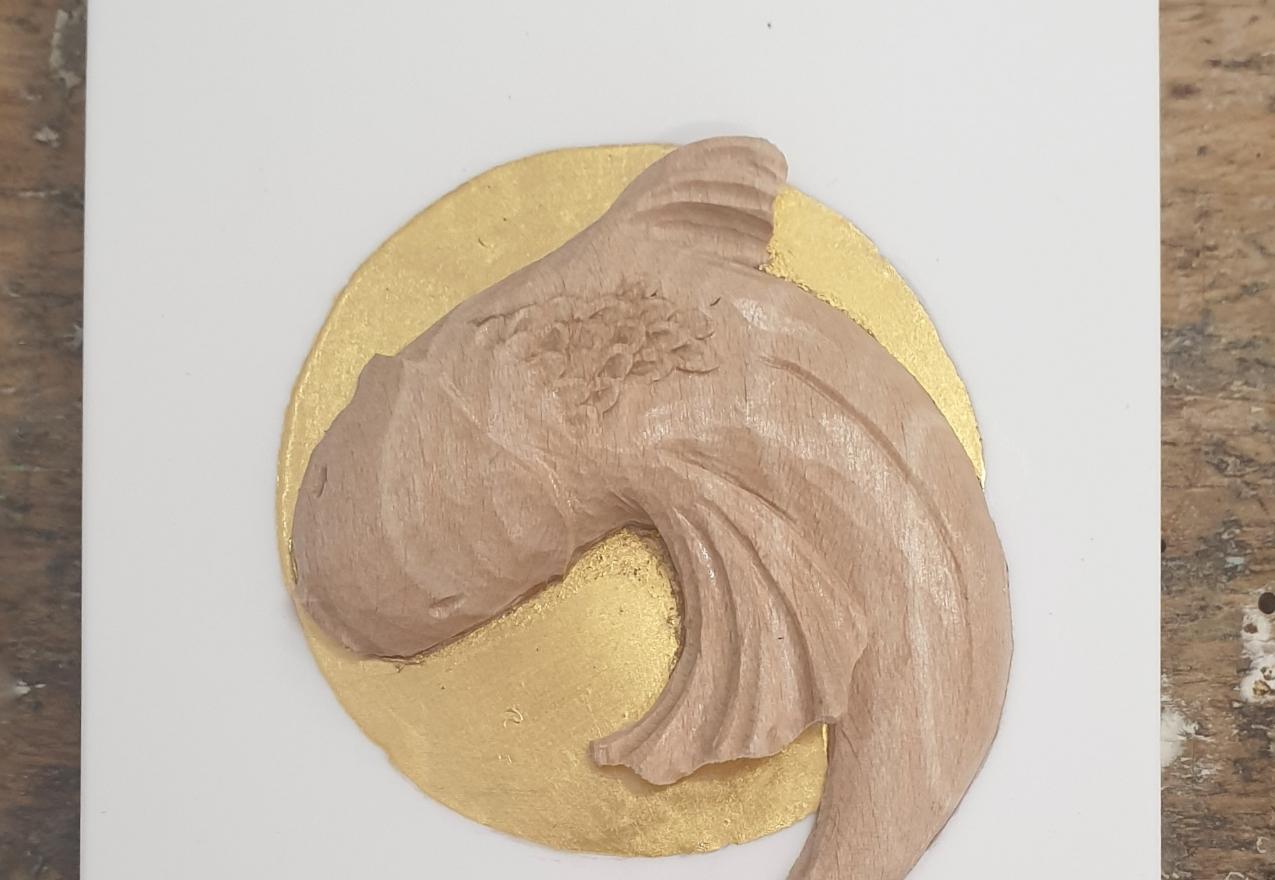 """Trophée """"Soleil d'or"""""""