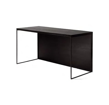 slim base console table
