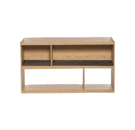 Hudson Low Bookcase