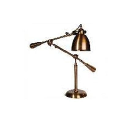 CM ANT BRASS INCLINED DESK LAMP