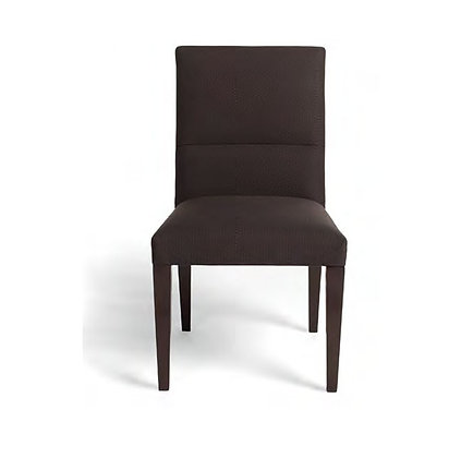 channel back dining side chair