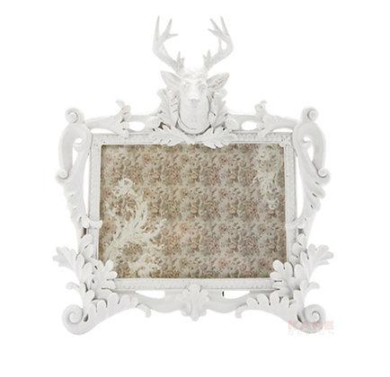 Frame Deer White