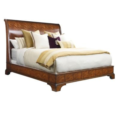 SLEIGH BED, 6/0 (California King)