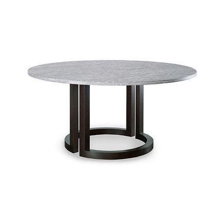Halo Dining Table - Complete - Stone Top