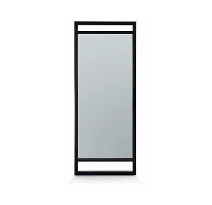 arc floor mirror