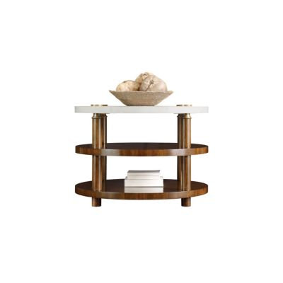 CENTER TABLE, White Agate Stone Top