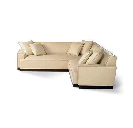 modern lawson sectional