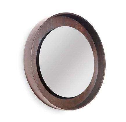 Bergen Round Mirror
