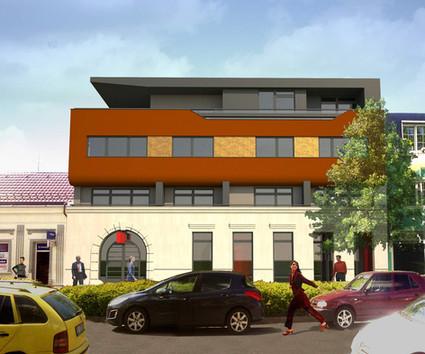 Residencia Lichnerova, Senec : projekt 2014, realizácia 2015