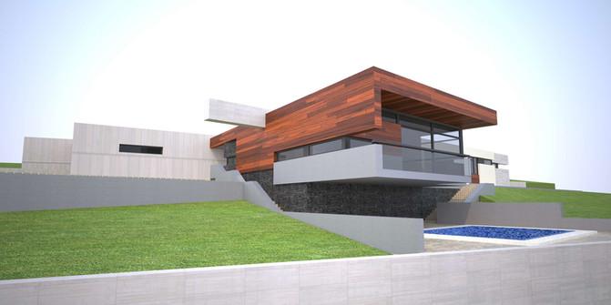Villa Pusté úľany, realizácia 2012