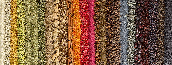 indian-spices-herbs-background-colorful-